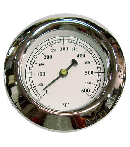 Hornos de calor envolvente la vaca tuerta - Termometros para hornos de lena ...