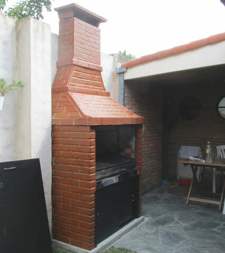 Parrillas premoldeadas la vaca tuerta for Parrillas para casas modernas
